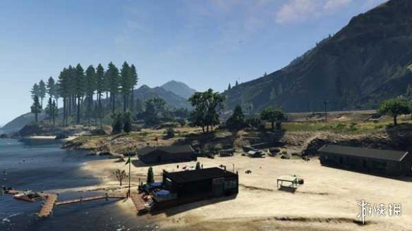 俠盜獵車手5(Grand Theft Auto 5)普羅科皮奧海濱度假村MOD(感謝會員reminiscence提供分享)