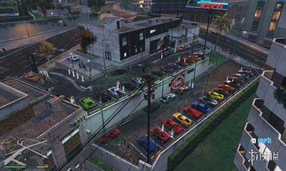 俠盜獵車手5(Grand Theft Auto 5)仿Sunset GT車展MOD(感謝會員reminiscence提供分享)