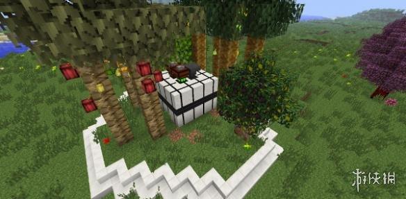 Minecraft我的世界(Minecraft)v1.12農場管理林業MOD