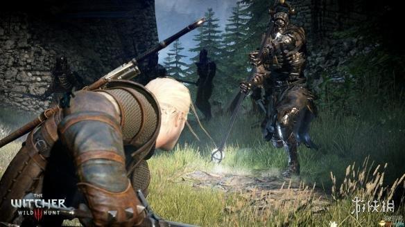 巫師3:狂獵(The Witcher 3: Wild Hunt)v1.31處決技動畫MOD