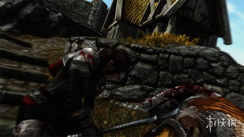 上古卷軸5(The Elder Scrolls V: Skyrim)VioLens終結技動作包MOD v2.11