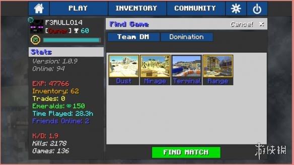 Minecraft我的世界(Minecraft)v1.6.4反恐兵工廠MOD