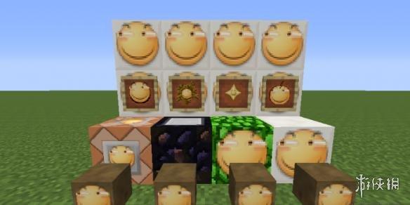 Minecraft我的世界(Minecraft)v1.7.10滑稽世界MOD