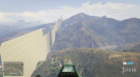 俠盜獵車手5(Grand Theft Auto 5)特朗普之牆MOD(感謝會員reminiscence提供分享)