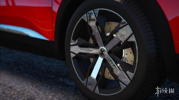 俠盜獵車手5(Grand Theft Auto 5)標致3008MOD(感謝會員kuangjian提供分享)