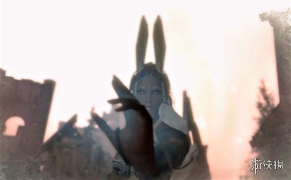 上古卷軸5(The Elder Scrolls V: Skyrim)維埃拉兔人戰士芙蘭隨從MOD