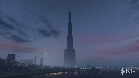 俠盜獵車手5(Grand Theft Auto 5)超級摩天大樓MOD(感謝會員reminiscence提供分享)