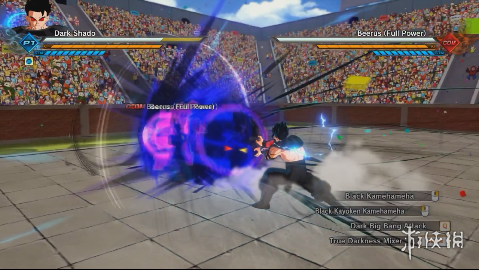 龍珠:超宇宙2(Dragon Ball Xenoverse 2)暗黑紫龜派氣功波技能MOD