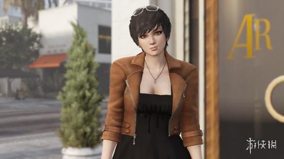 俠盜獵車手5(Grand Theft Auto 5)紅葉人物V3.0MOD(感謝俠盜聯盟組提供分享)