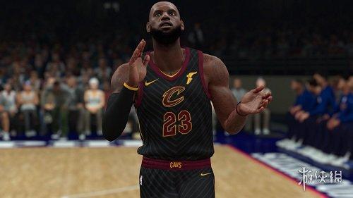 NBA 2K18(NBA 2K18)詹姆士V4版面補MOD