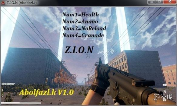 Z.I.O.N.(Z.I.O.N.)v1.0四項修改器Abolfazl.k版