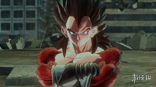 龍珠:超宇宙2(Dragon Ball Xenoverse 2)v1.08貝吉塔變種超級賽亞人四MOD