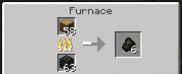 Minecraft我的世界(Minecraft)v1.7.10木炭塊MOD