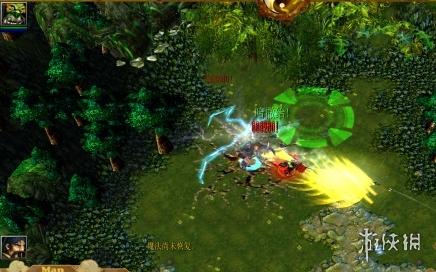 魔獸爭霸3冰封王座(Warcraft III The Frozen Throne)1.24殘靈幻錄 v1.04
