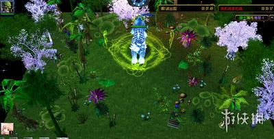 魔獸爭霸3冰封王座(Warcraft III The Frozen Throne)1.24百煉成仙 v1.8.5局域網版
