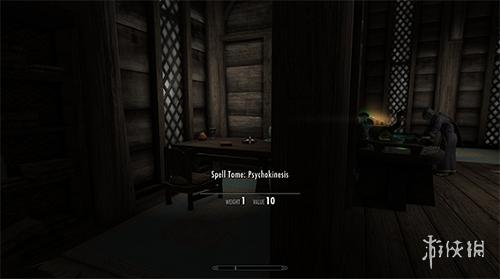 上古卷軸5(The Elder Scrolls V: Skyrim)念力移動技能MOD