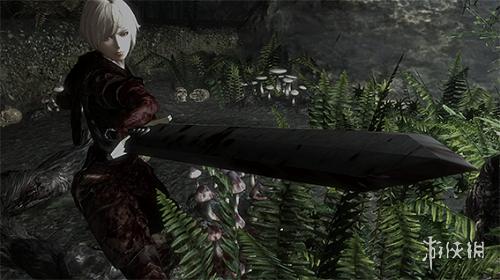 上古卷軸5(The Elder Scrolls V: Skyrim)菜鳥冒險家巨劍武器MOD