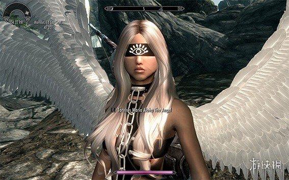 上古卷軸5(The Elder Scrolls V: Skyrim)界限束縛天使瑪利亞隨從MOD