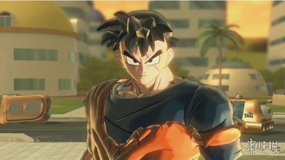 龍珠:超宇宙2(Dragon Ball Xenoverse 2)v1.08時空2未來斷臂孫悟飯MOD可變身版
