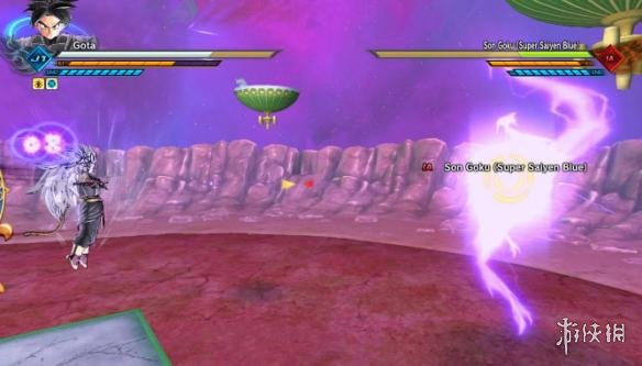 龍珠:超宇宙2(Dragon Ball Xenoverse 2)v1.08未來悟飯自在極意功MOD