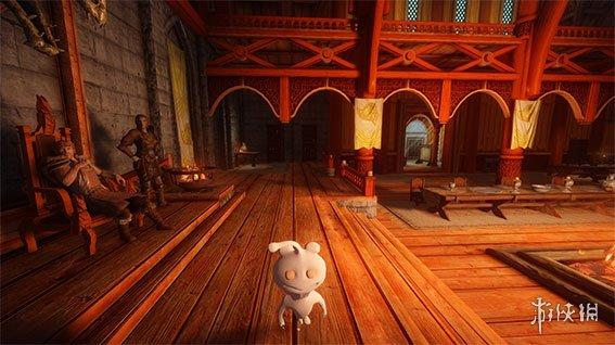 上古卷軸5(The Elder Scrolls V: Skyrim)Reddit 3D吉祥物隨從MOD