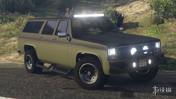 俠盜獵車手5(Grand Theft Auto 5)Rancher XL越野車V2版MOD(感謝會員~夏娜~提供分享)