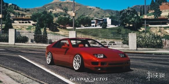 俠盜獵車手5(Grand Theft Auto 5)日產Fairlady 300ZX Z32跑車MOD(感謝會員kuangjian提供分享)