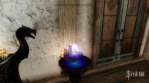 上古卷軸5(The Elder Scrolls V: Skyrim)迷人的工具效果擴展MOD