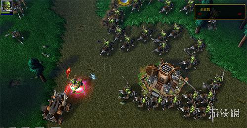 魔獸爭霸3冰封王座(Warcraft III The Frozen Throne)1.24基爾丹加的末日 v3.04
