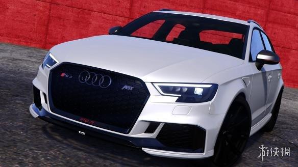 俠盜獵車手5(Grand Theft Auto 5)2018款奧迪 RS3 Sportback跑車MOD(感謝會員kuangjian提供分享)