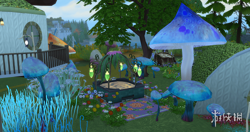 模擬市民4(The Sims 4)樹精靈的秘密國度MOD