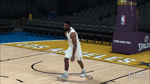 NBA 2K18(NBA 2K18)火箭隊哈登最新身形MOD