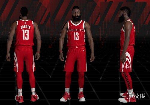 NBA 2K18(NBA 2K18)火箭隊和騎士隊最新球衣MOD