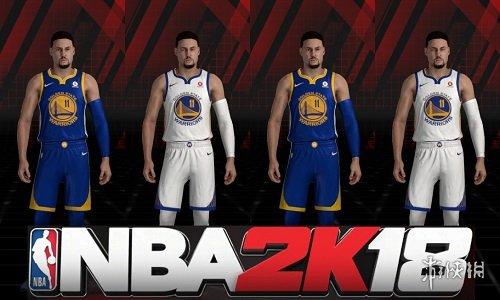 NBA 2K18(NBA 2K18)勇士隊格林最新身形MOD