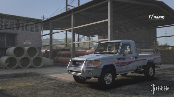 俠盜獵車手5(Grand Theft Auto 5)2017款豐田蘭德酷路澤v6皮卡MOD(感謝會員天武影視提供分享)