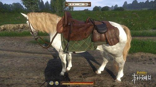 天國:拯救(Kingdom Come: Deliverance)用鵝卵石獲得自由的馬MOD