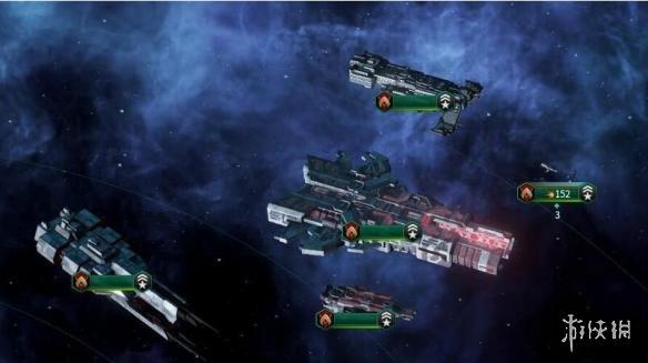 群星(Stellaris)v2.0.1更多組件插槽強力戰艦MOD
