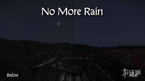 天國:拯救(Kingdom Come: Deliverance)沒有更多的雨MOD