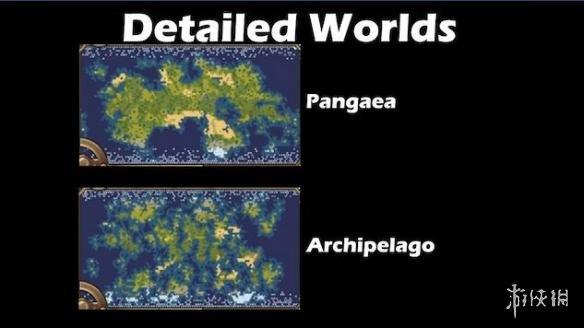 文明帝國6:迭起興衰(Sid Meier's Civilization VI: Rise and Fall)更詳細的自定義地圖選項MOD