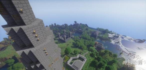 Minecraft我的世界(Minecraft)v1.11.x傳說中的神廟MOD