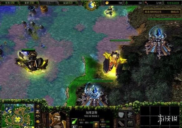 魔獸爭霸3冰封王座(Warcraft III The Frozen Throne)v1.20/1.24LT生存反擊戰加強版V3.5