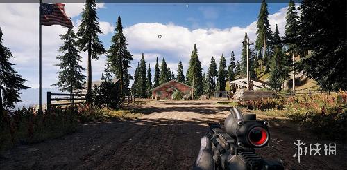 極地戰嚎5(Far Cry 5)調整武器FOV視野調整MOD