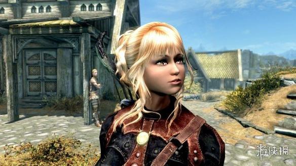 上古卷軸5:天際重制版(The Elder Scrolls V: Skyrim Special Edition)少女隨從柳