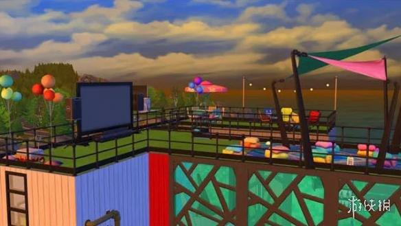 模擬市民4(The Sims 4) 寵物小樂園度假箱村MOD