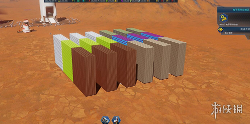 火星求生(Surviving Mars)新增11種超級倉庫MOD