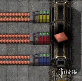 異星工廠(Factorio)v0.16超快物流裝卸機MOD
