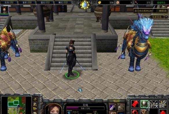 魔獸爭霸3冰封王座(Warcraft III The Frozen Throne)v1.24守衛劍閣王者天下V1.29.5