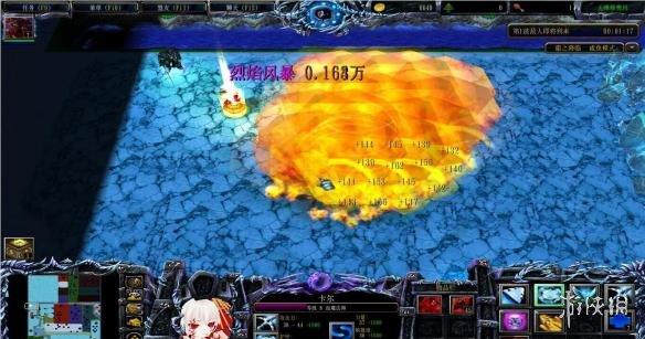 魔獸爭霸3冰封王座(Warcraft III The Frozen Throne)v1.24霜之降臨1.29灰燼使者