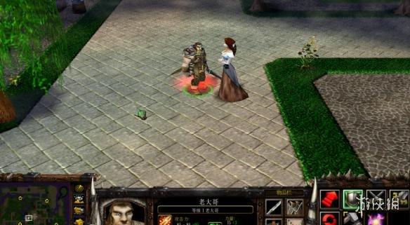 魔獸爭霸3冰封王座(Warcraft III The Frozen Throne)v1.24黑社會時代V3.2.25