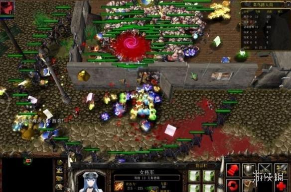 魔獸爭霸3冰封王座(Warcraft III The Frozen Throne)v1.24穿越的病毒穿越的人V3.5.4